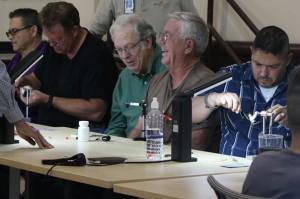 PHW volunteers and veterans