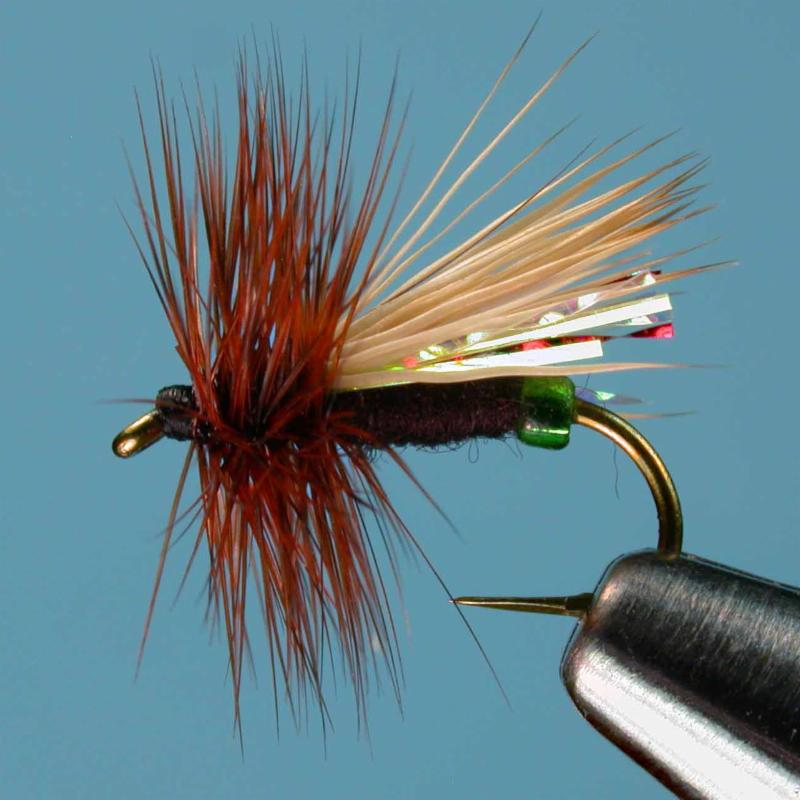 Fly of the Month – Garcia's Mother's Day Caddis