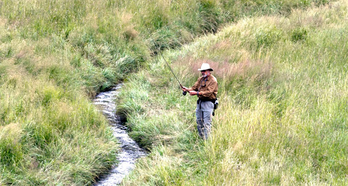 Valles caldera fishing for 2016 season new mexico trout for New mexico fishing license cost