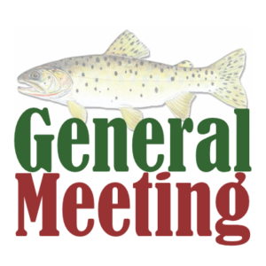 January General Meeting - January 10