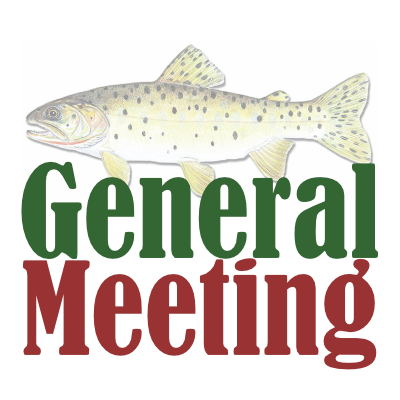 January General Meeting – January 10
