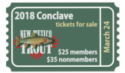 2018 Conclave tickets – on sale