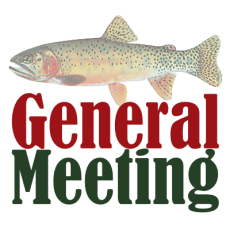 April general meeting