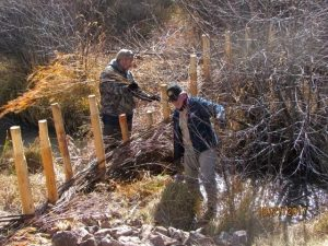 Volunteer conservation project – Saturday, April 28