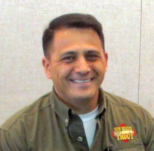 Meet the Board - Darian Padilla, President