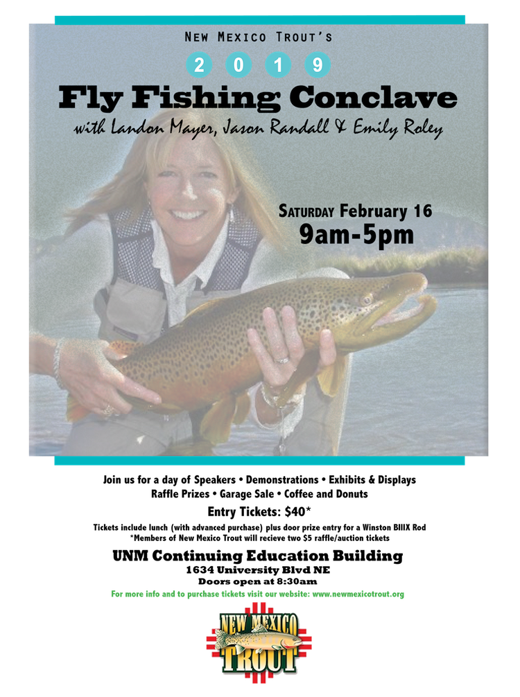 2019 Conclave – February 16 | New Mexico Trout