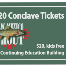 2020 Conclave tickets – on sale