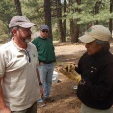 Phyllis Martinez Retires from The US Forest Service