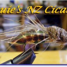 Fly of the Month – Louie's NZ Cicada