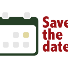 Save the date! 2022 Conclave scheduled!